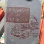Our Share In The Home By Baxter Justin Rust