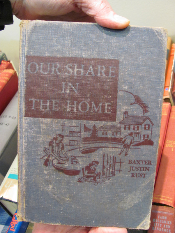 Donna Quixote :: Our Share In The Home by Baxter Justin Rust